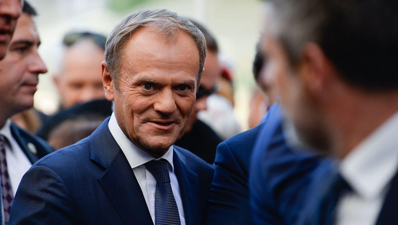 """""""Wszystko biorę pod uwagę"""" – powiedział były premier (fot. Omar Marques/SOPA Images/LightRocket via Getty Images)"""