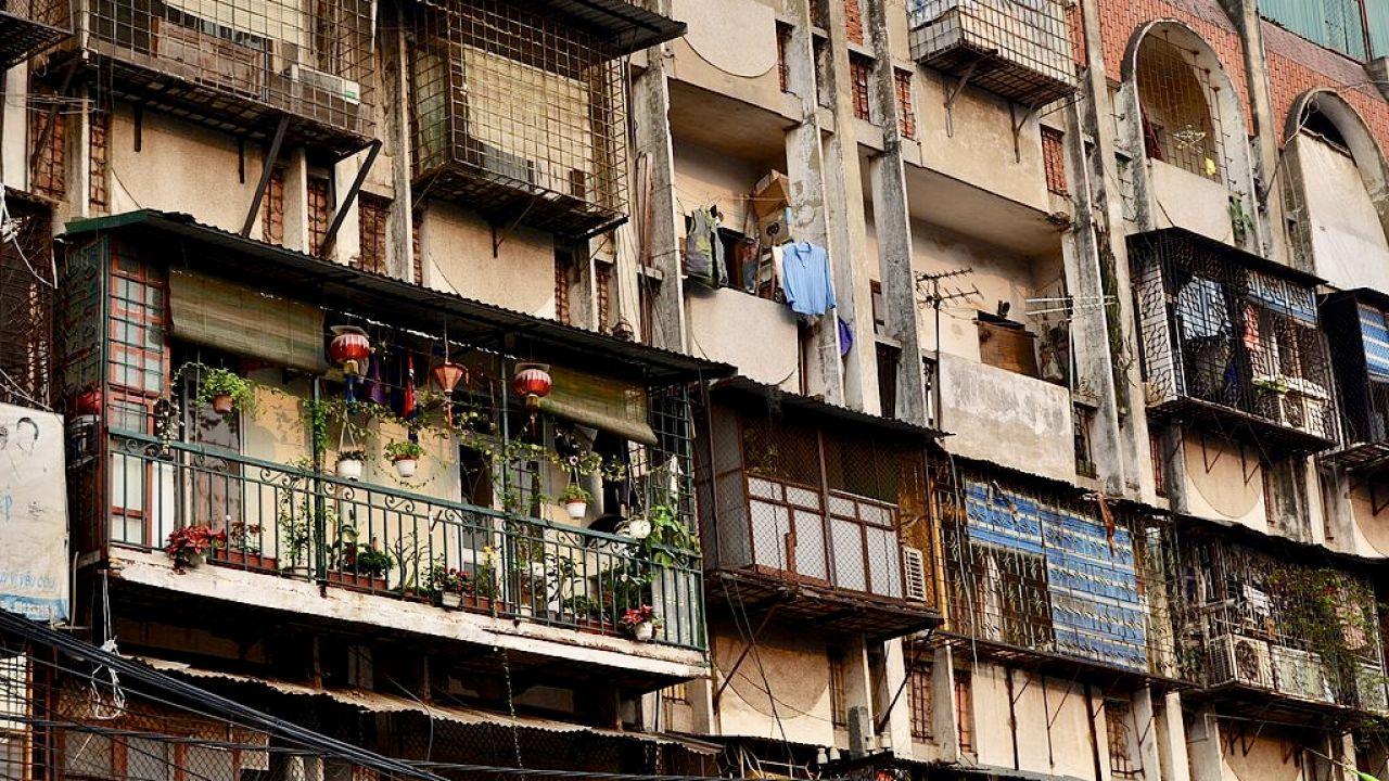 Zdarzenie zarejestrowali mieszkańcy sąsiedniego z budynku (fot. Stefan Irvine/LightRocket/Getty Images, zdjęcie ilustracyjne)