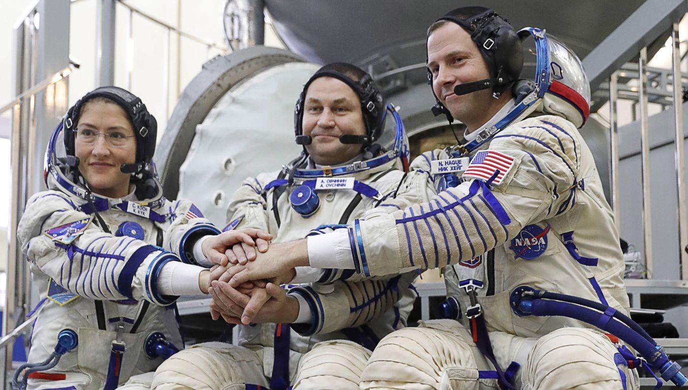 W działania dotyczące powrotu człowieka na Księżyc zaangażowana jest m.in. Europejska Agencja Kosmiczna (fot. PAP/TASS/Mikhail Japaridze)