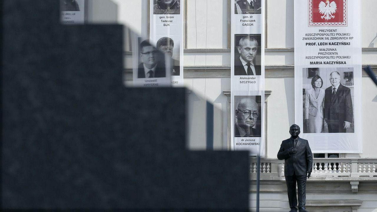 10 kwietnia mija 11. rocznica katastrofy smoleńskiej (fot. PAP/Paweł Supernak)