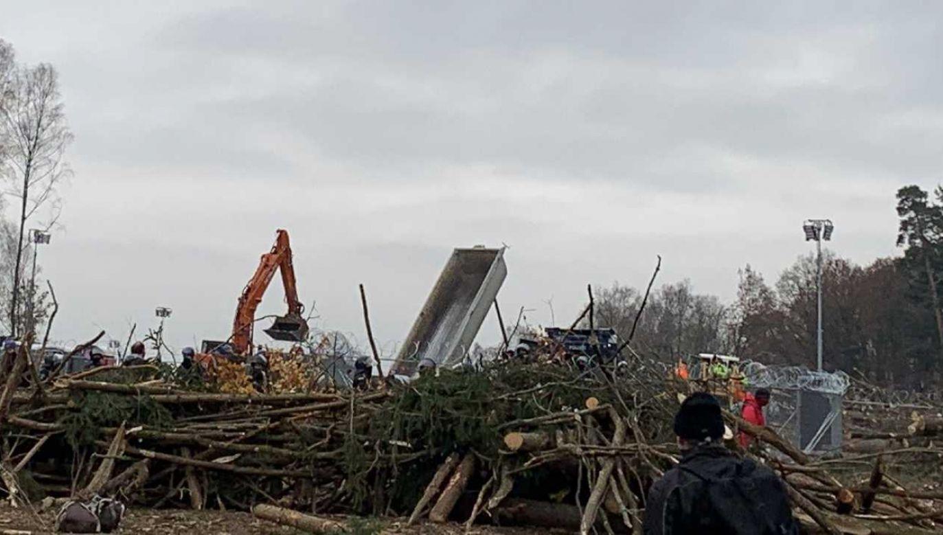 Ekolodzy sprzeciwiają się rozbudowie autostrady A49 (fot. TT/GegendieA49)
