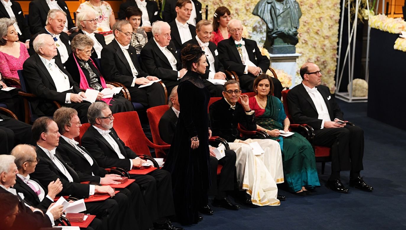 Podczas ceremonii obowiązywały stroje galowe (fot.  Pascal Le Segretain/Getty Images)