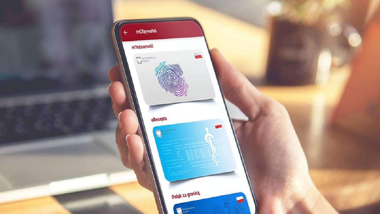 Ściągając aplikację mObywatel trzeba uważać (fot. Gov.pl)