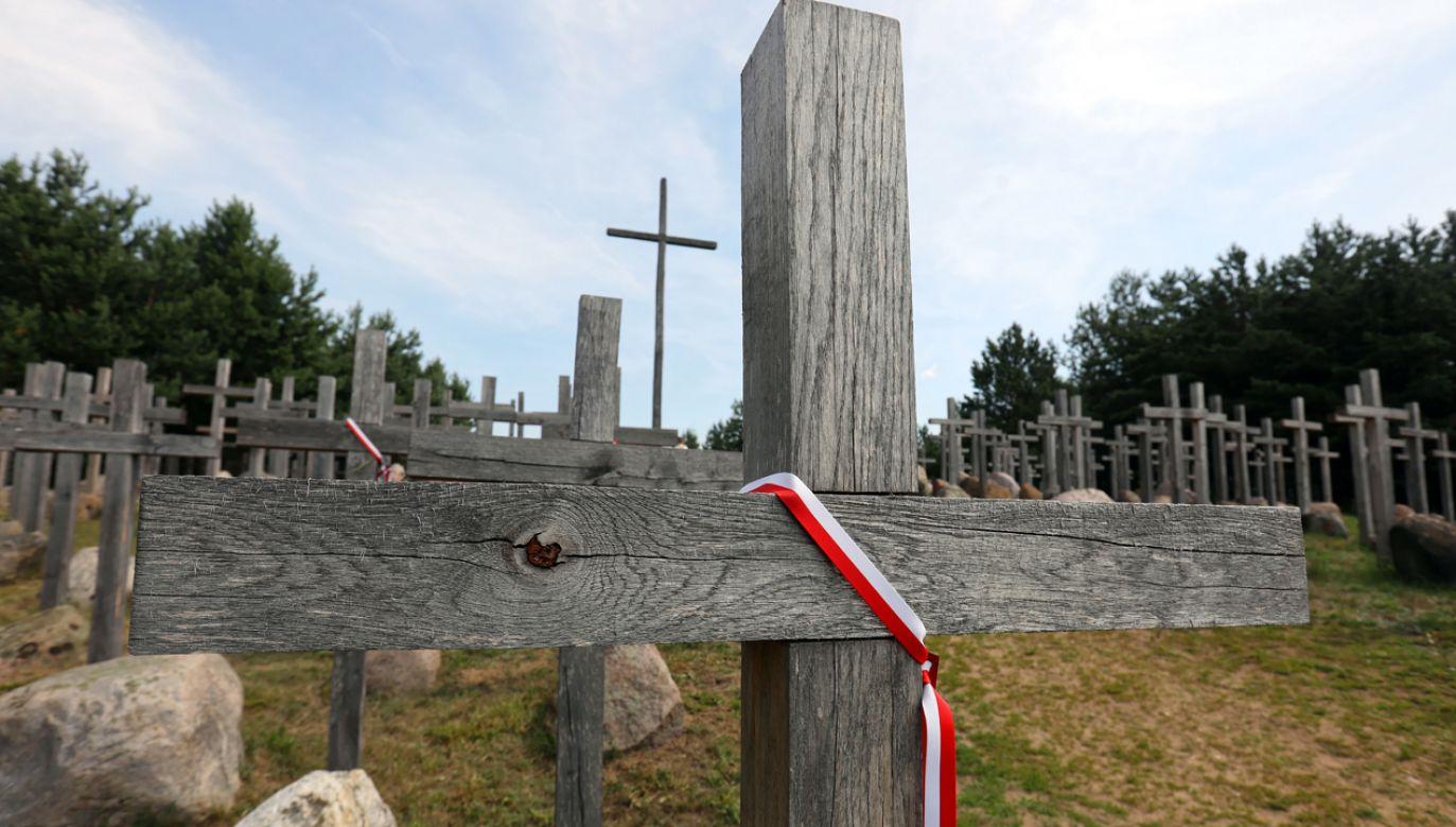 Obława Augustowska to największa zbrodnia dokonana na Polakach po II wojnie światowej (fot. PAP/Artur Reszko)