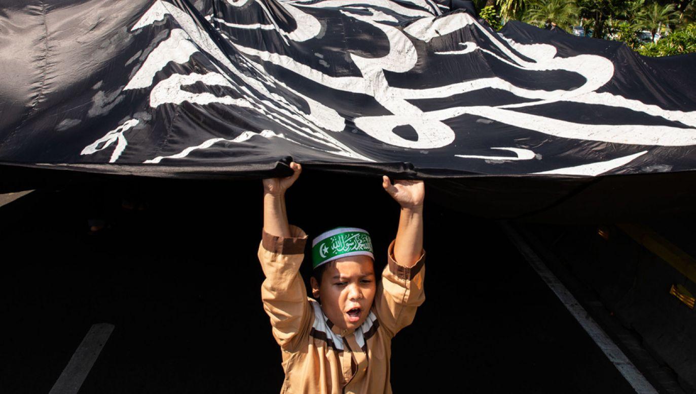 Niemieckie władze obawiały się zradykalizowanych nieletnich (fot. Donal Husni/NurPhoto via Getty Images)