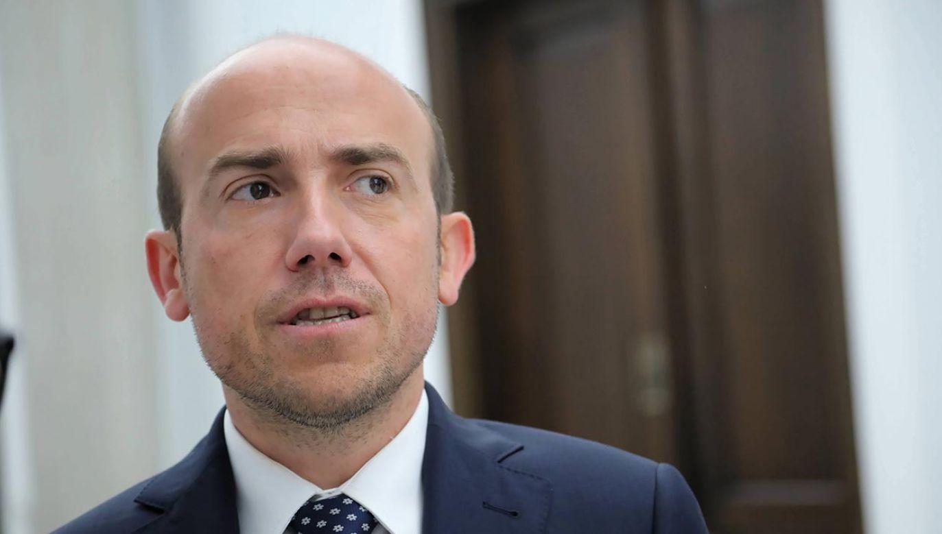 W delegacji nie będzie lidera PO Borysa Budki (fot. PAP/Wojciech Olkuśnik)