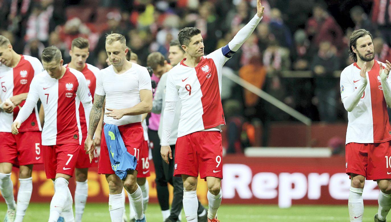 Na Narodowym reprezentacja rozgrywała najważniejsze mecze od blisko dekady (fot. arch. PAP/Leszek Szymański)