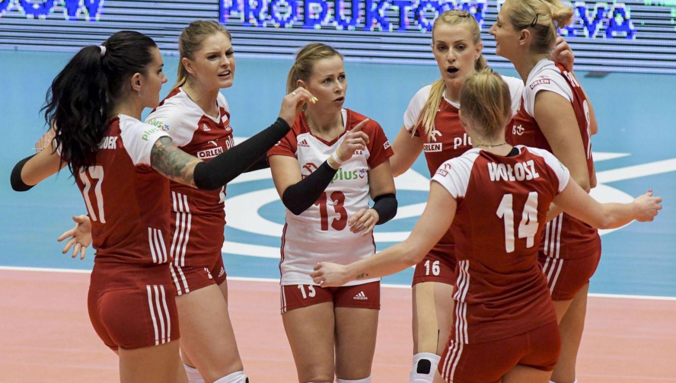 Reprezentacja Polski siatkarek (fot. FIVB)