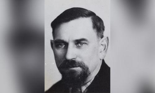 Julian Grobelny – pierwszy prezes RPŻ (fot. Żydowski Instytut Historyczny im. E. Ringelbluma w Warszawie)