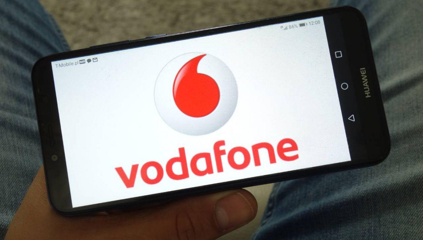 Brytyjski Vodafone wygrał spór z indyjskim fiskusem  (fot. Shutterstock/Piotr Swat)