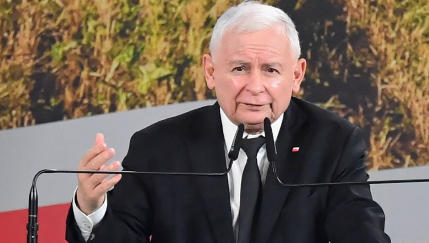 Jarosław Kaczyński zapowiedział odejście z rządu (fot. PAP/Piotr Polak)
