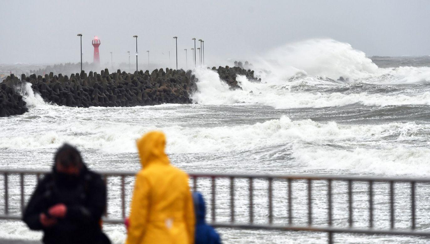 Niebezpieczna pogoda w czwartek (fot. arch.PAP/Marcin Bielecki)