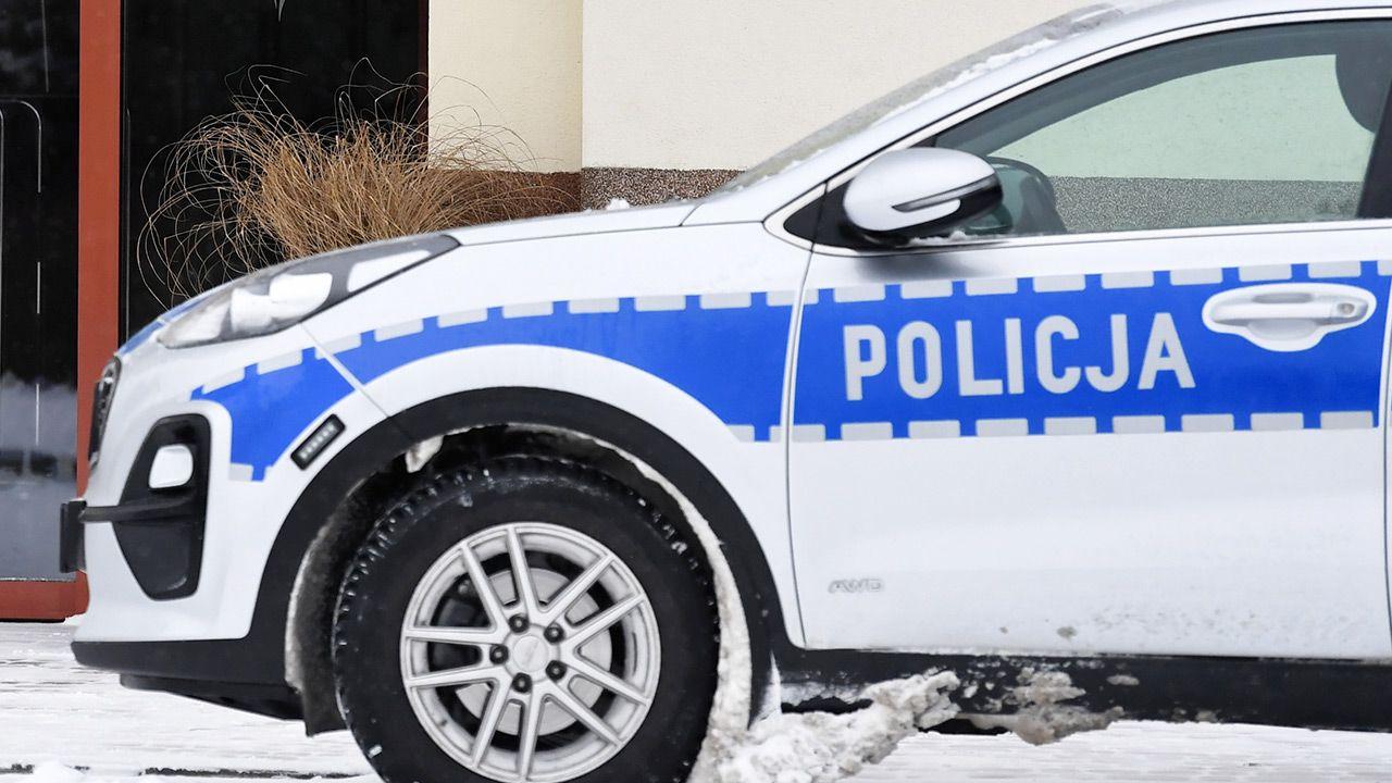 Sprawców szuka policja (fot.  PAP/Piotr Polak)