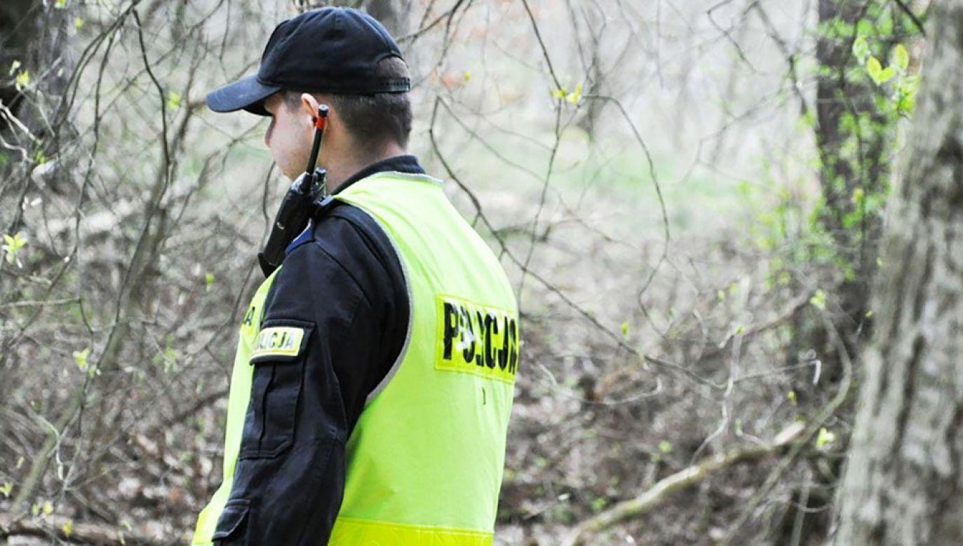 Dopiero przedwczoraj policja poznała miejsce ukrycia jego zwłok oraz domniemanych zabójców (fot. policja.pl)