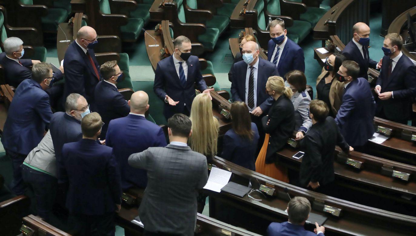 Ranking liderów opozycji (fot. arch.PAP/Wojciech Olkuśnik)