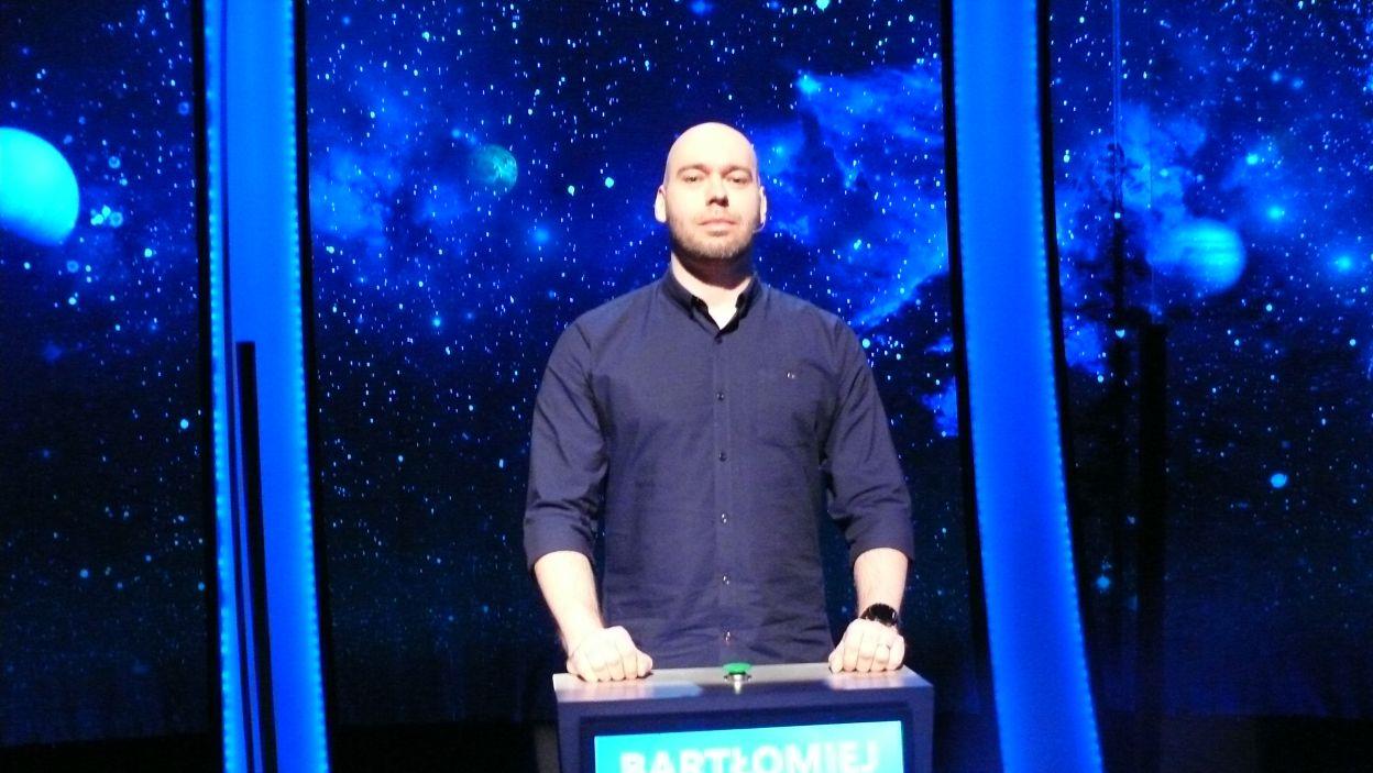 Pan Bartłomiej Bauc został zwycięzcą 17 odcinka 124 edycji
