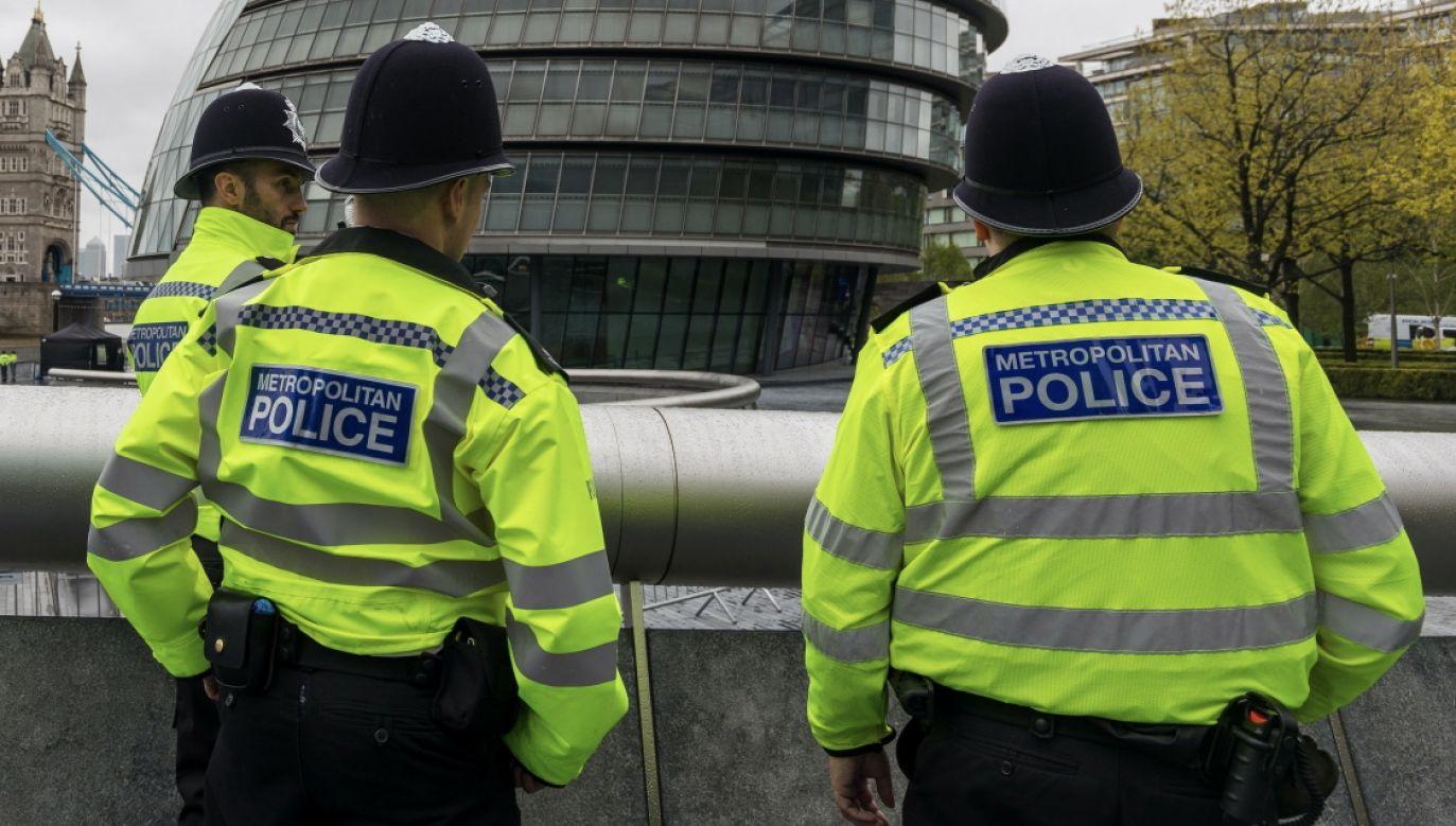 Policja podejrzewała, że 28-letnia Brytyjka popełniła morderstwo (fot. PAP/EPA/VICKIE FLORES)