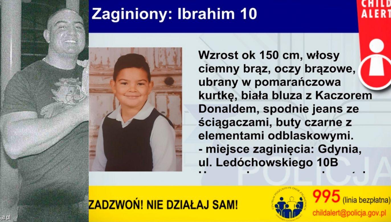 Chłopiec ma obywatelstwo polskie (fot. policja.pl)