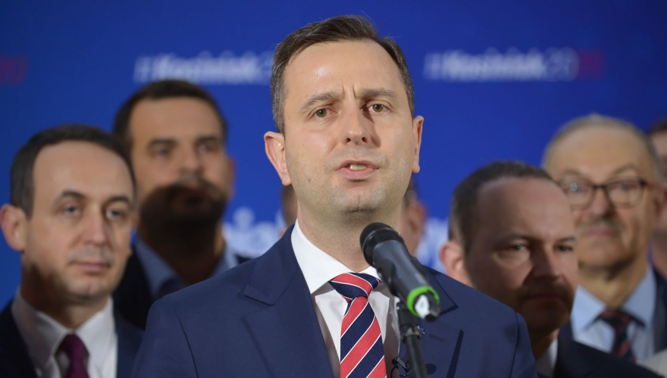 Lider PSL komentował konwencję prezydenta Dudy (fot. PAP/Marcin Obara)