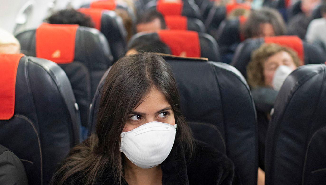 Sporo Polaków wyjechało na ferie zimowe do Włoch (fot. PAP/EPA/ABIR SULTAN)