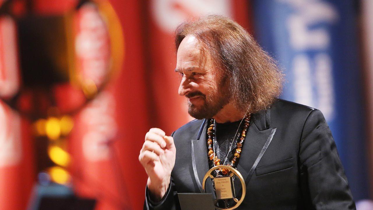 Stan Borys był współtwórcą  big beatowego zespołu Blackout (fot.  PAP/Leszek Szymański)