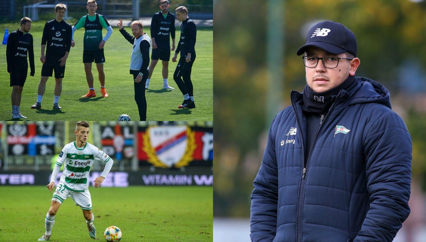 Tomasz Byszko dołączył do sztabu pierwszej drużyny Lechii Gdańsk (fot. Getty Images/PAP/400mm.pl)