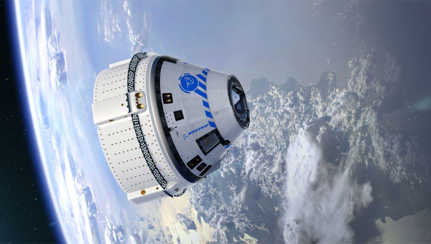 Starliner ma wykonywać loty załogowe (fot. NASA)