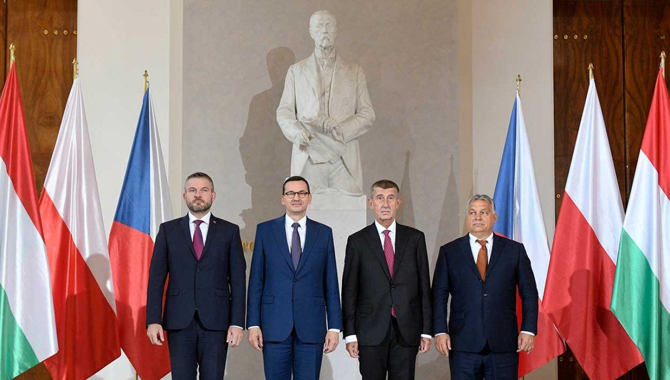 Polska należy do większości krajów UE, które opowiadają się za otwarciem procesu negocjacyjnego z Albanią i Macedonią Płn. (fot. PAP/CTK/Michal Kamaryt)