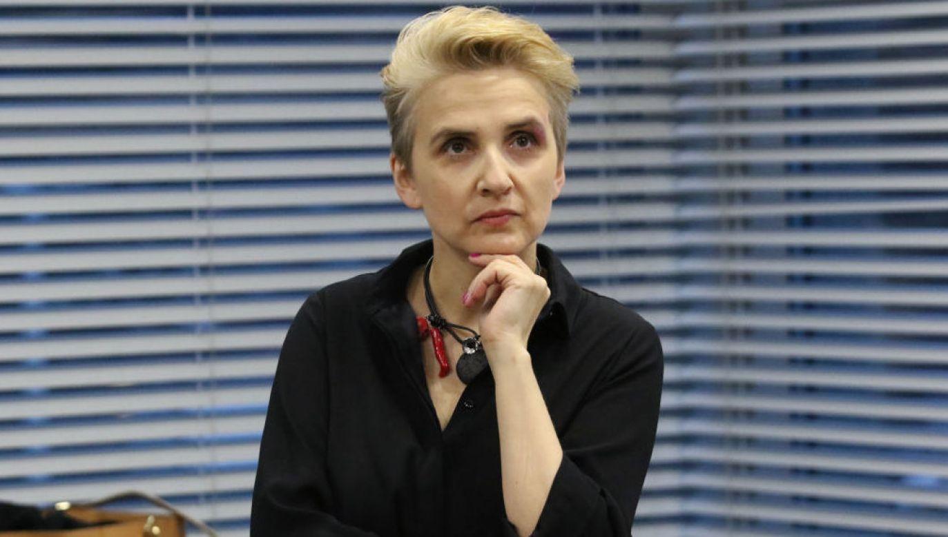 Aborcja w Polsce. Joanna Scheuring-Wielgus komentuje (fot. Michal Fludra/NurPhoto via Getty Images)
