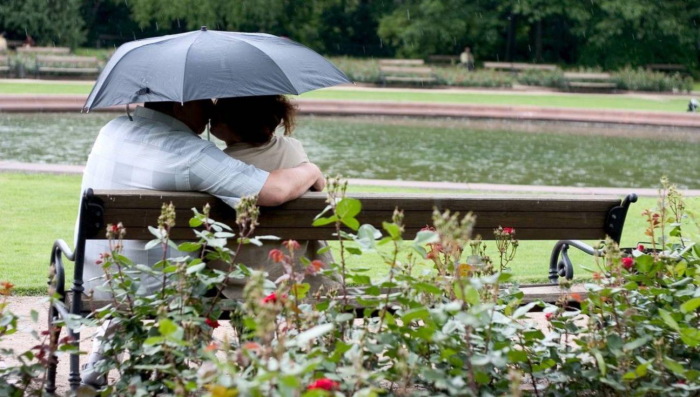 W weekend parasole będą potrzebne (fot. Pixabay)