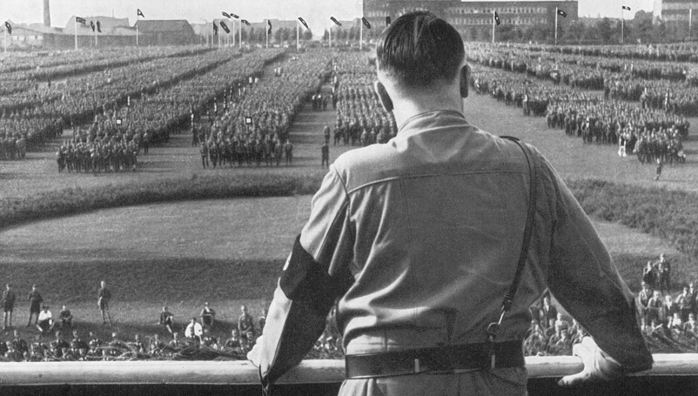 Adolf Hitler (fot. Hulton Archive/Getty Images)