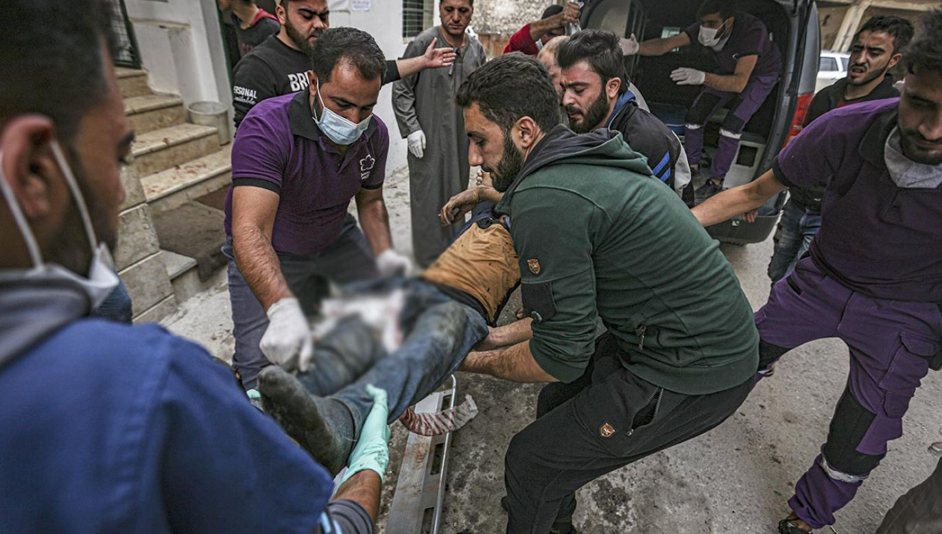 Do eksplozji doszło podczas rutynowych prac konserwacyjnych w zajezdni (fot.  Muhammed Said/Anadolu Agency via Getty Images)