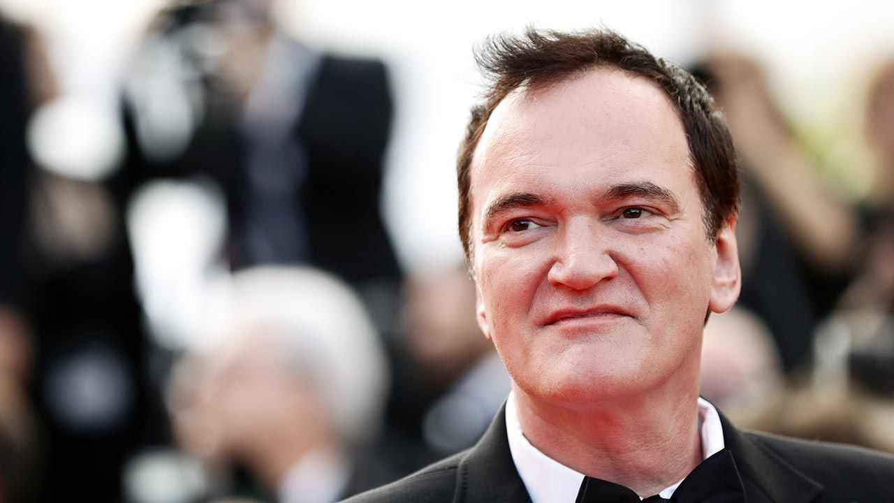Quentin Tarantino (fot. Vittorio Zunino Celotto/Getty Images)