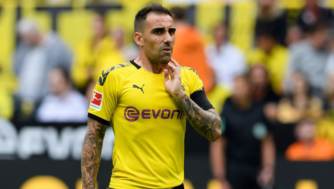 Paco Alcacer (fot. Getty Images)