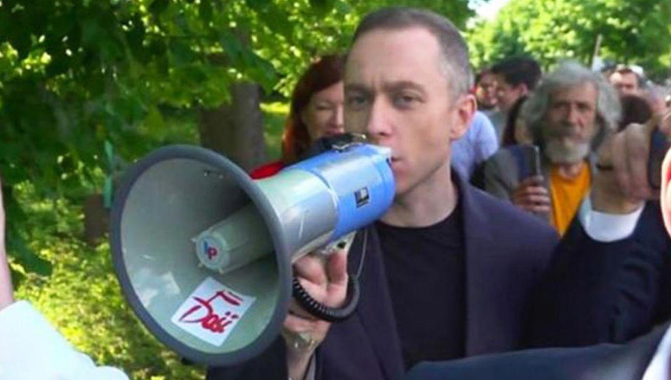 Cezary Tomczyk (fot. portal tvp.info)