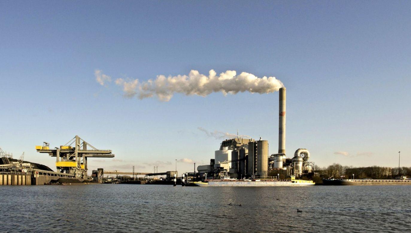 Emisja gazów cieplarnianych w II kwartale była w Niderlandach o 11 proc. wyższa niż w tym samym okresie 2020r. (zdjęcie ilustracyjne)(fot. Josef F. Stuefer/Contributor/Getty Images)