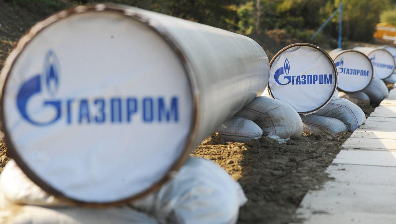 Komisja Europejska może zdecydować się na śledztwo wobec Gazpromu (fot. arch.PAP/ITAR-TASS)