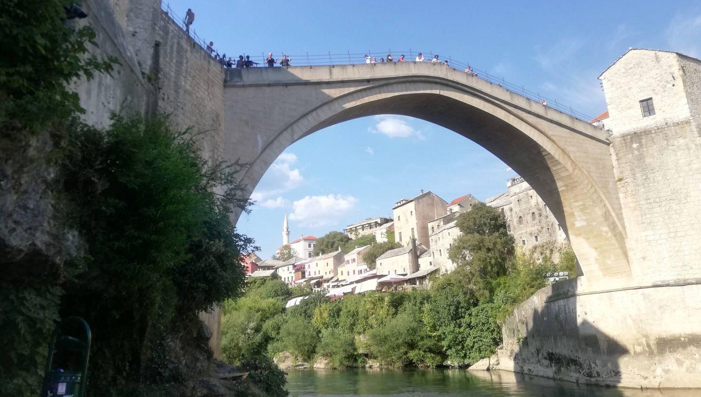 Bośnia i Hercegowina powoli odradza się po wojnie domowej (fot. A.Wasztyl)