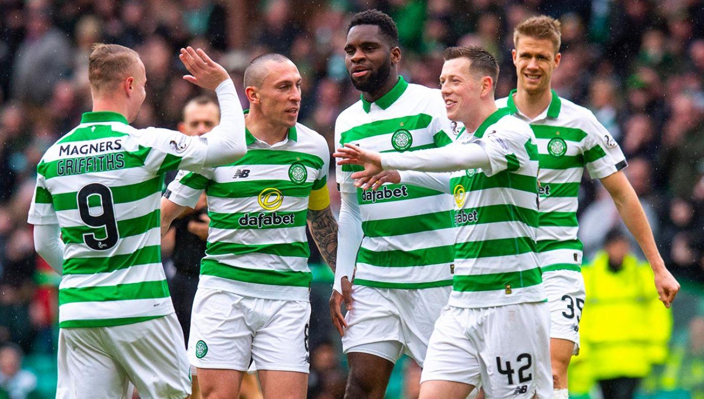 Celtic wywalczył dziewiąty tytuł z rzędu (fot. Ross Parker/ SNS Group via Getty Images)