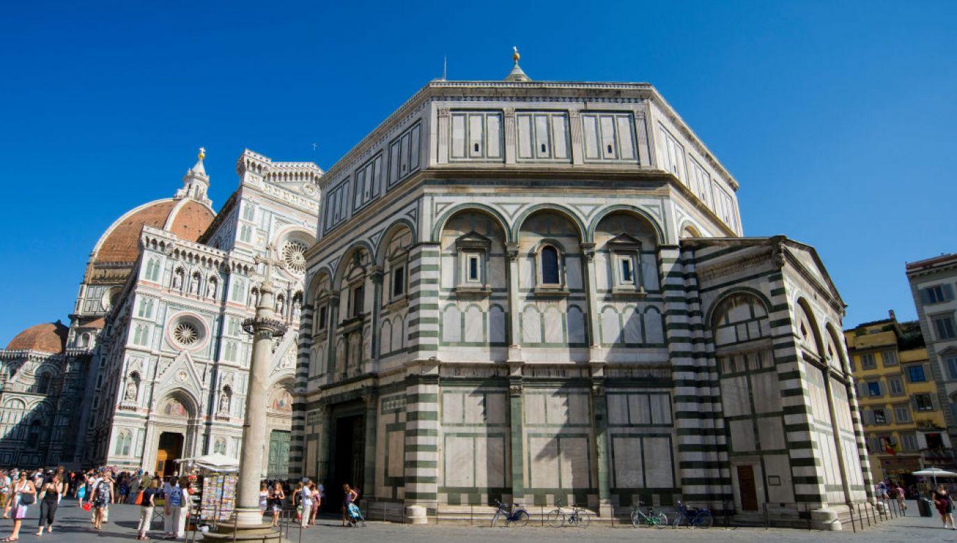 Katedra we Florencji (fot. Claudio Ciabochi/Education Images/Universal Images Group via Getty Images)