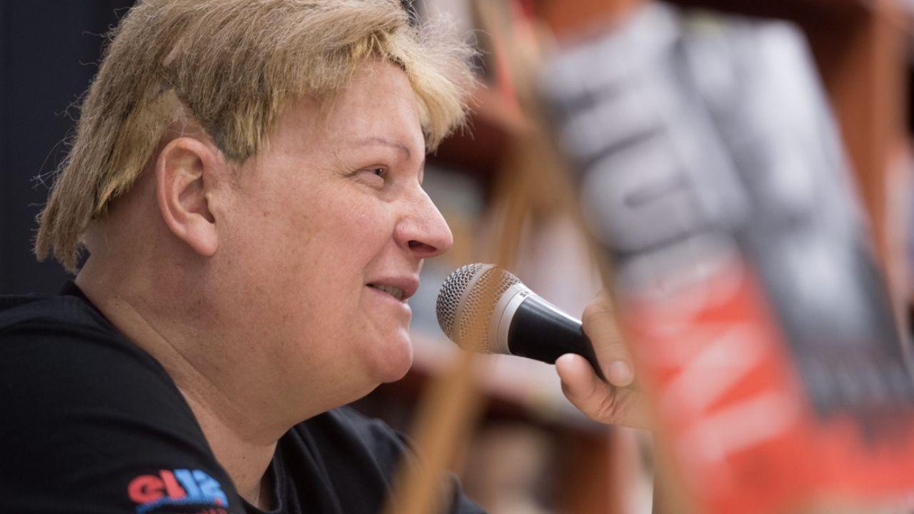Jacek Komuda znalazł się na celowniku środowisk LGBT (fot. arch.PAP/Grzegorz Michałowski)
