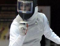Sylwia Gruchała wystartuje w indywidualnym i drużynowym turnieju we florecie (fot. PAP)