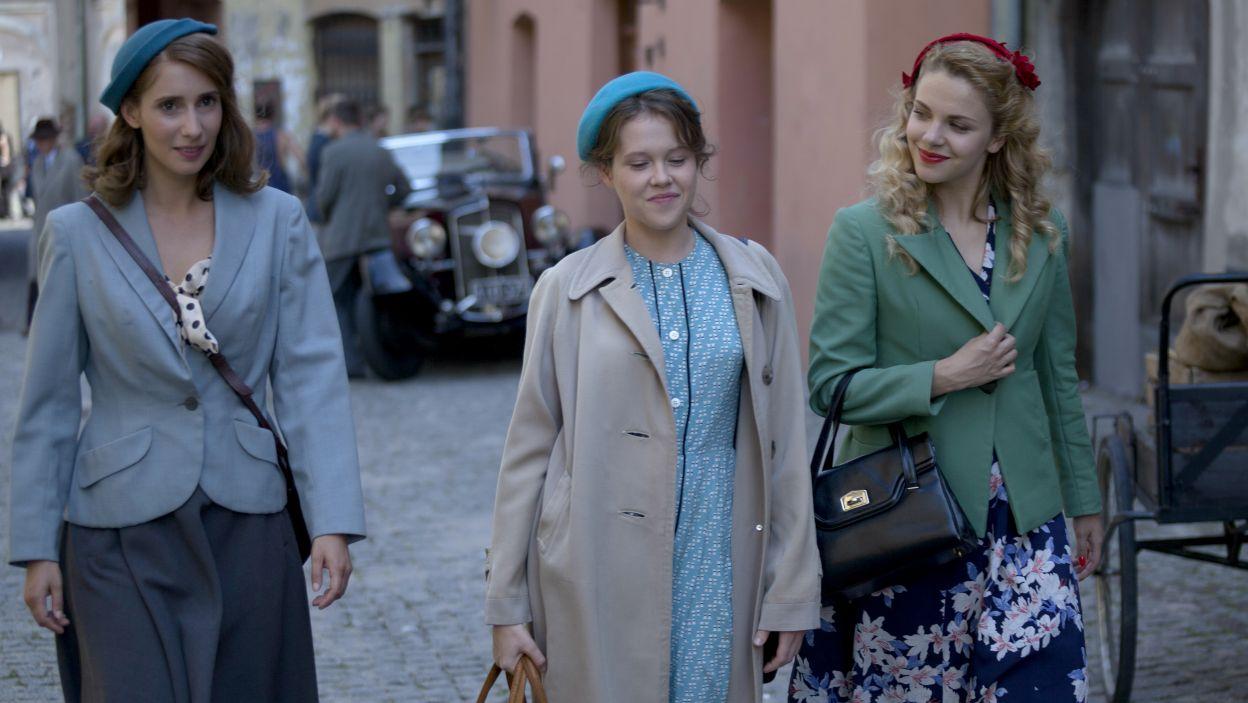 Głównymi bohaterkami są Irka, Ewka i Marysia. Każda z nich ma inne pochodzenie (fot. Aleksandra Grochowska)