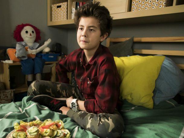 Dziecko wszystko zmienia – scena z odc. 264