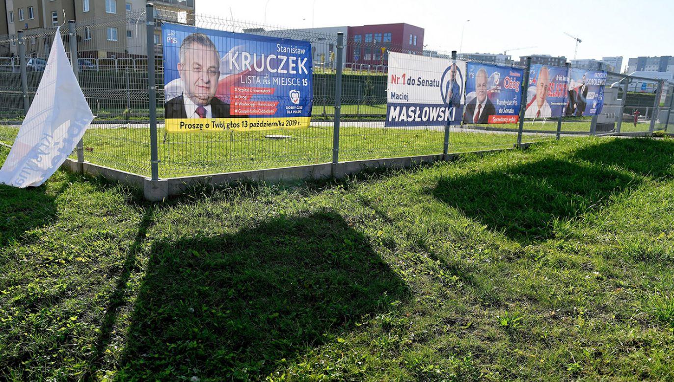 """""""Baner może się rozkładać nawet 400 lat"""" (fot. PAP/Darek Delmanowicz)"""
