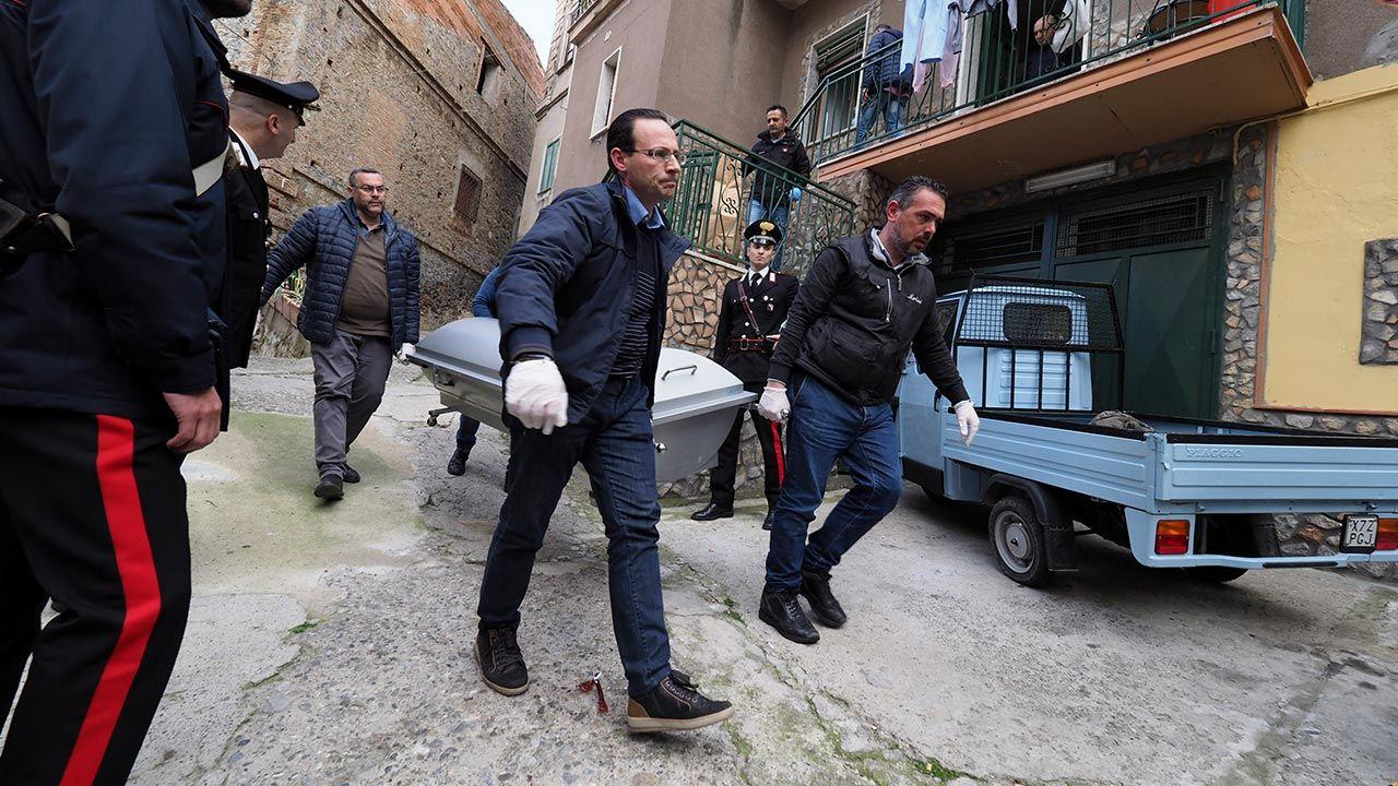 'Ndrangheta uważana jest za najpotężniejszą włoską mafię (fot. Alfonso Di Vincenzo/KONTROLAB /LightRocket via Getty Images)