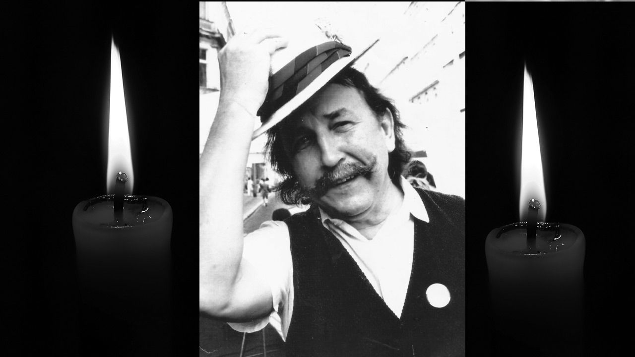 Stanisław Wolski zmarł w wieku 72 lat (fot. Facebook/Teatr Kalambur; Shutterstock)
