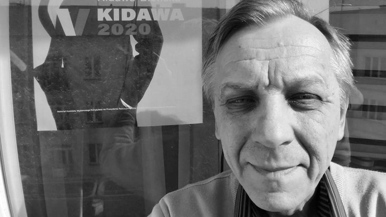 Miał 67 lat (fot. FB/Zbigniew Marcinkowski)