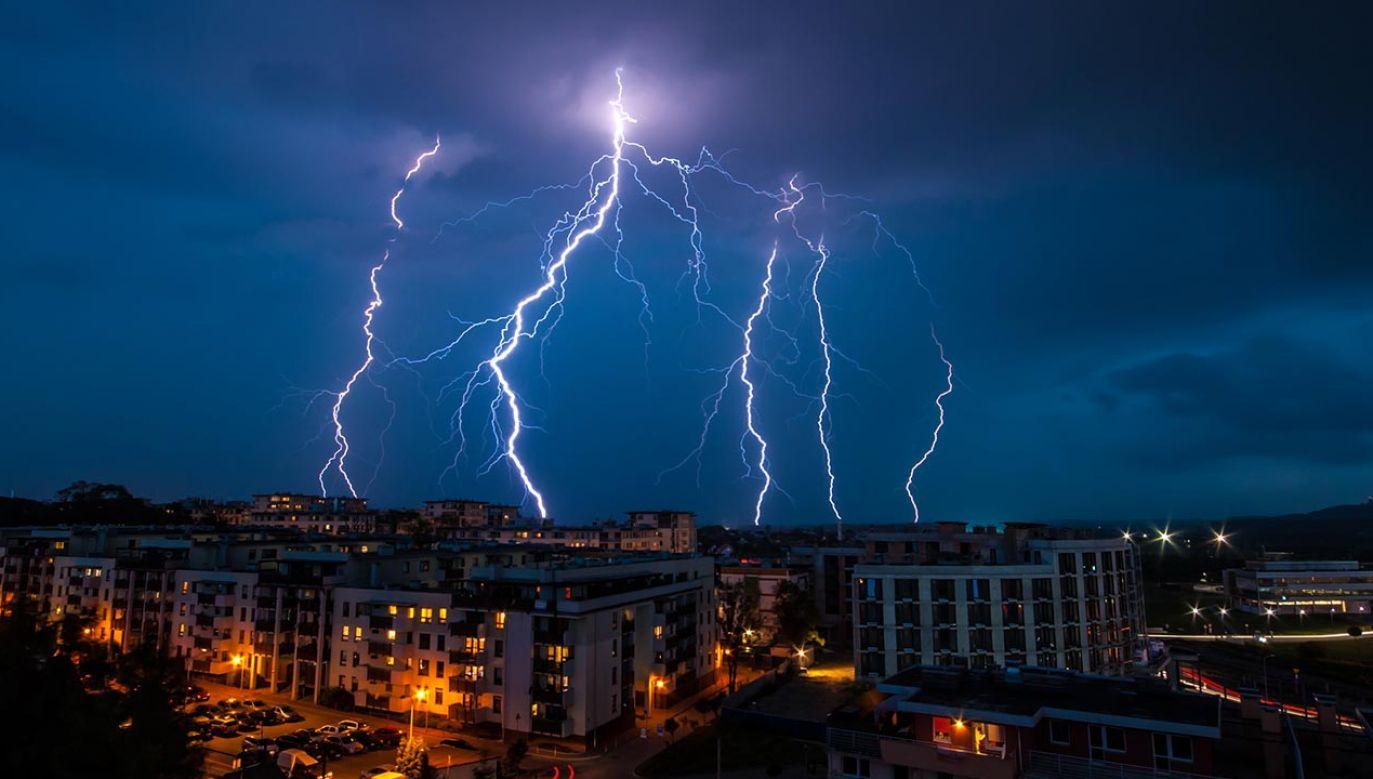 W dzień upał, wieczorem burze (fot. Shutterstock/Piotr Snigorski)