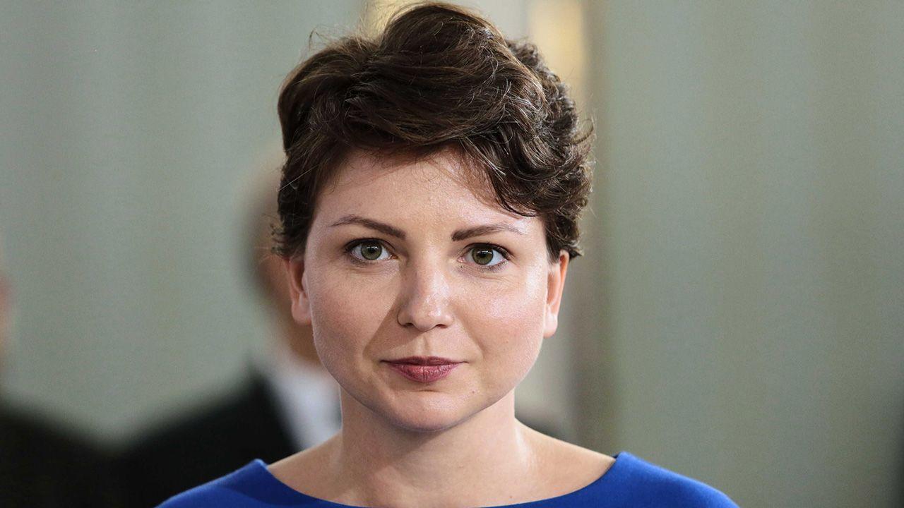 Monika Rosa nie wiedziała, jakie były efekty szczytu NATO z udziałem Andrzeja Dudy (fot. arch. PAP/Leszek Szymański)